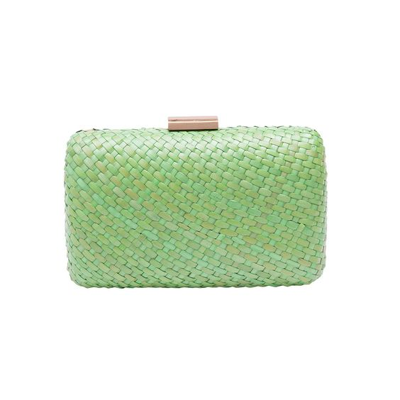 Clutch palha color » Bolsas - OQVestir