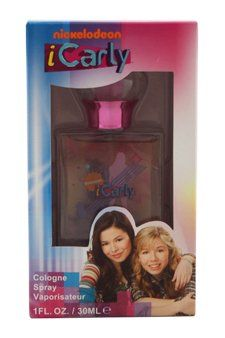Nickelodeon Icarly Cologne Spray, 1 Ounce. For all skin types. Long lasting fragrance. Recommended for daily use.