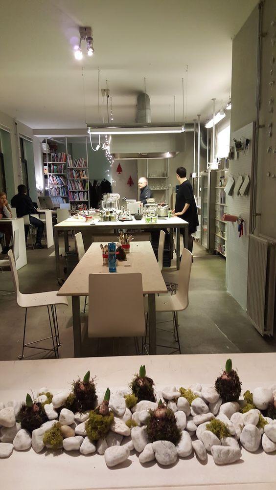 Restaurante e estúdio De Culinaire Werkplaats, Amesterdão | Viaje Comigo
