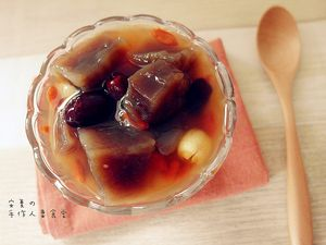 QQ黑糖蓮藕粉粿