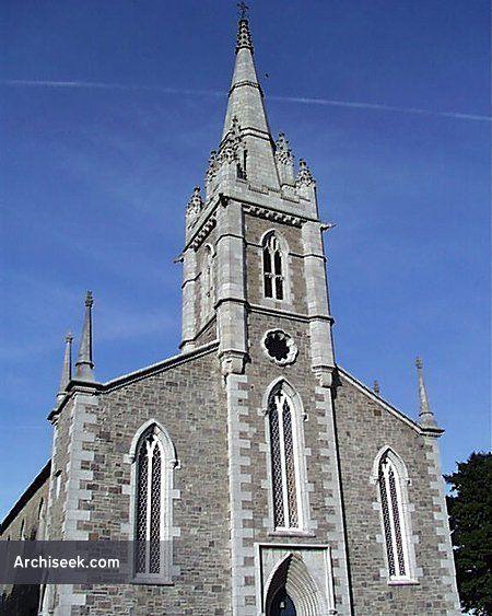 1850 - St Sylvester's Church, Malahide, Co. Dublin - Architecture ...