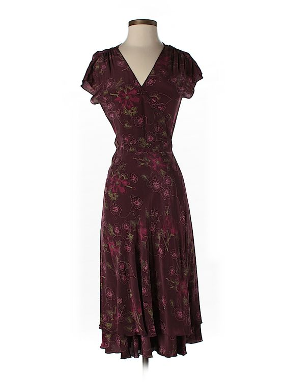 Check it out - Banana Republic Silk Dress for $28.49 on thredUP!