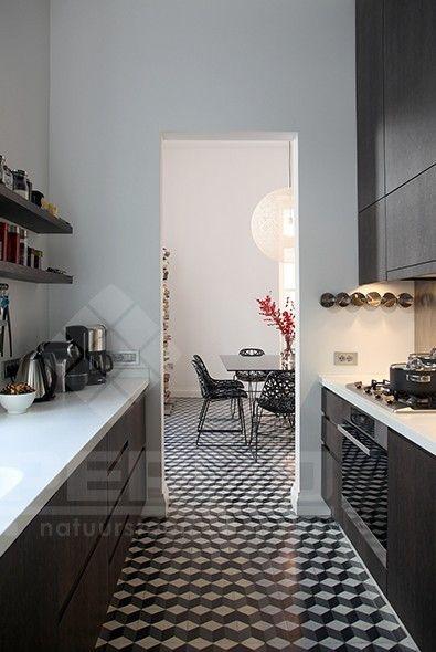 Cementtegels, patroontegels, 3d motief, retro, modern, trendy ...