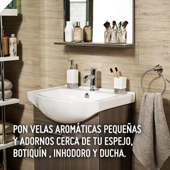 Set De Baño Homecenter:Tus muebles de baño pueden ser mucho más que eso Mezcla elementos