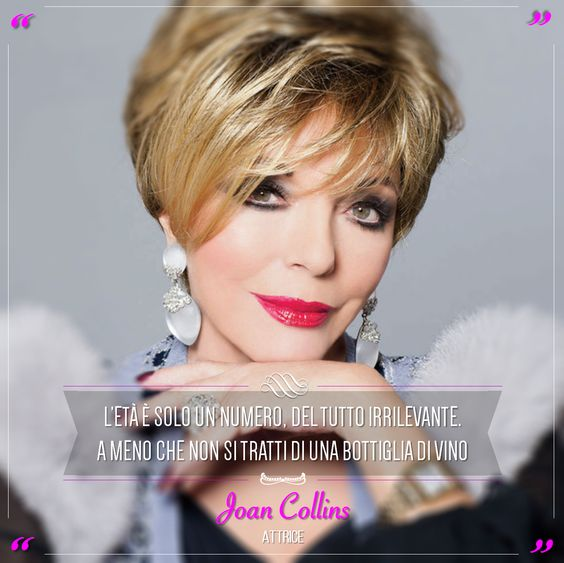 """""""Age is just an irrelevant number unless it is a bottle of wine.""""Joan Collins is an English actress, author and columnist. @marchesimazzei #marchesimazzei #fonterutoli #wine #tuscany #winequotes"""