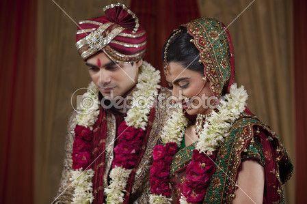 lindo casal indiano — Imagem Stock #47447415