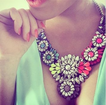 Fuerza Stone Necklace