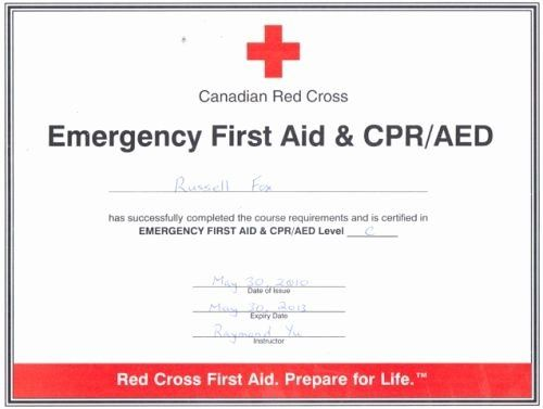 Nsc Cpr Course Certificate Template Fresh Good Cpr First Aid Certification First Aid Cpr Card Certificate Templates First Aid