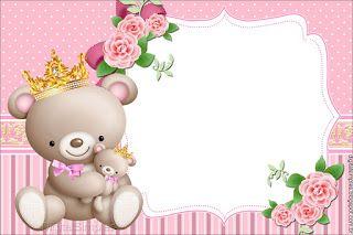 Invitaciones GRATIS Baby Shower
