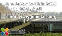 JoomlaDay La Rioja 2016