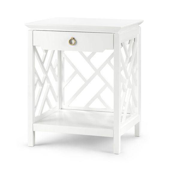 bungalow 5 245wx20dx305h bungalow 5 white lacquered