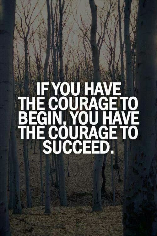 Make 2016 the year you find your courage