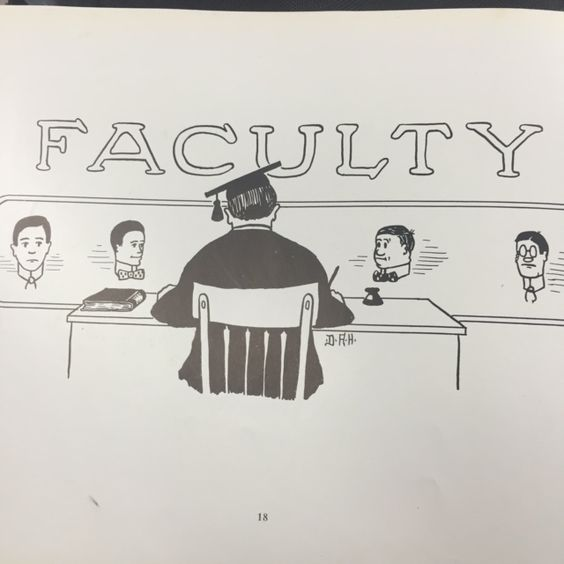 Faculty-The TEL-BUCH Yearbook 1914