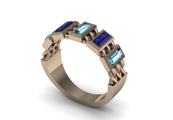 Hey, I found this really awesome Etsy listing at https://www.etsy.com/au/listing/174776175/14-k-rose-gold-engagement-or-wedding