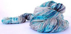 Luce - 75% Superwash Merino 25% Nylon - Sock