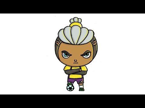 Cara Menggambar Bruno Mobile Legend Dengan Style Kartun Chibi Youtube Chibi Ricky Martin Fans