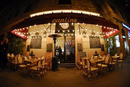 Kantin - a Hungarian Restaurant in Budapest
