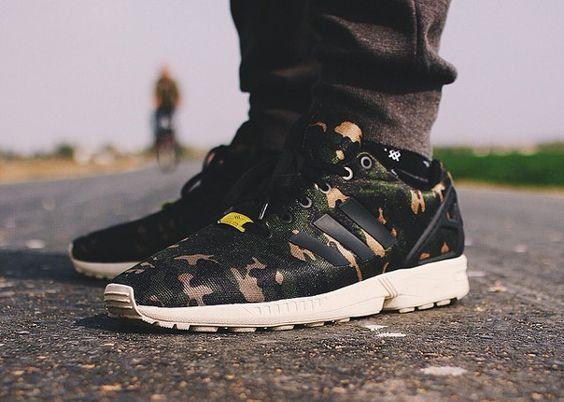 adidas zx flux militaire,chaussure adidas originals zx flux