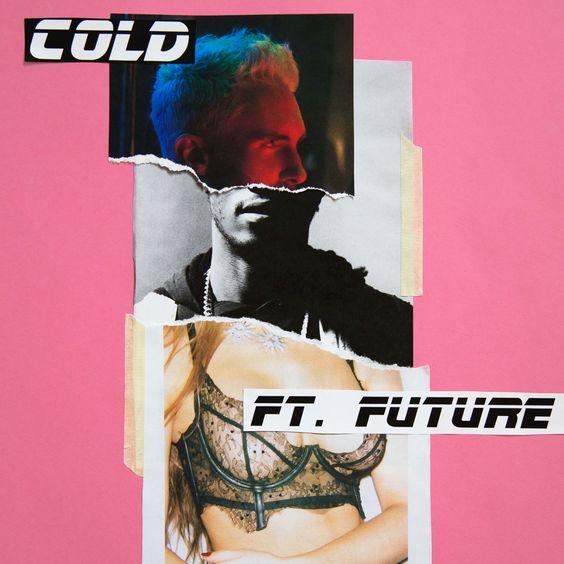 Maroon 5, Future – Cold (single cover art)