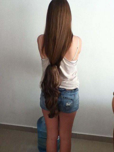 Hair Teen Ass