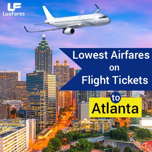 Book cheap flights from Atlanta to Anywhere (round-trip)