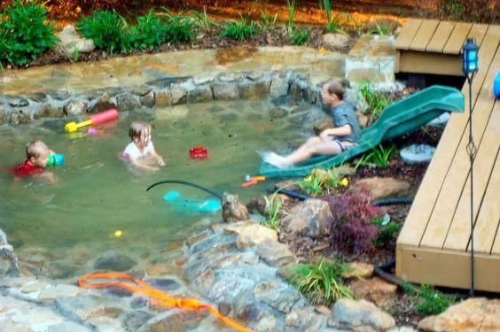 Nosso momento de maior orgulho ao ar livre e nossa DIY característica da água - Duke Manor Farm