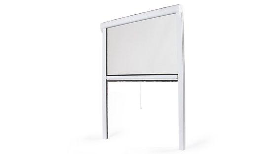 Store moustiquaire PVC enroulable Mousti-Claire ® sur-mesure Avosdim.com