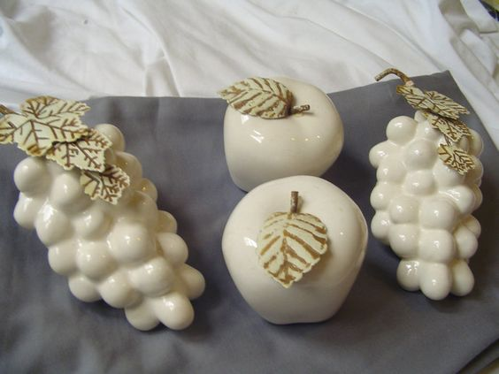 Classic China Fruit by Pier One. What sweeeeet memories, WOW!