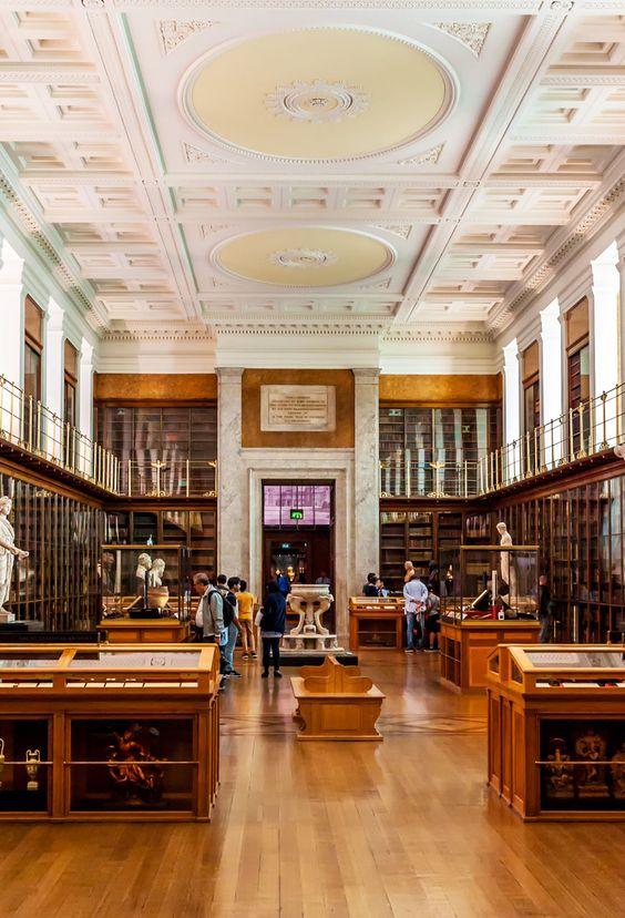 Besuch Britisches Museum