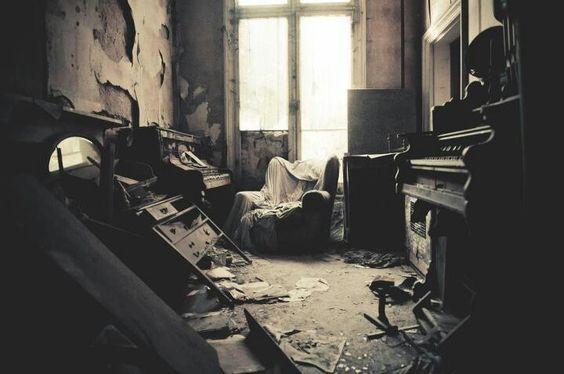 Abandonné