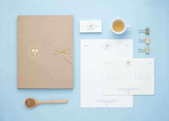 Luna de Oriente Medical Center Branding