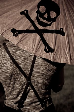 every lady needs a parasol