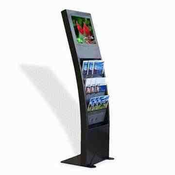 interactive digital kiosk