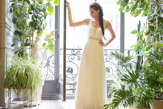 AMARILDINE Paris   Robes de mariée - Robes de mariage   Collection 2012