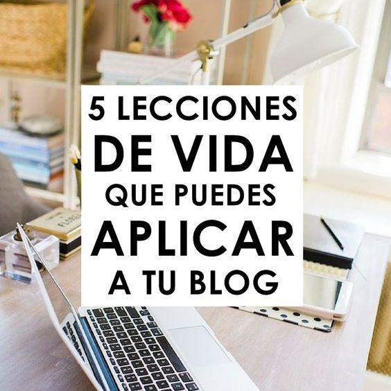 Hacer blogging es como vivir