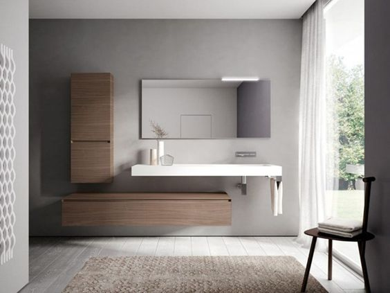 cubik arredo bagno completo by ideagroup