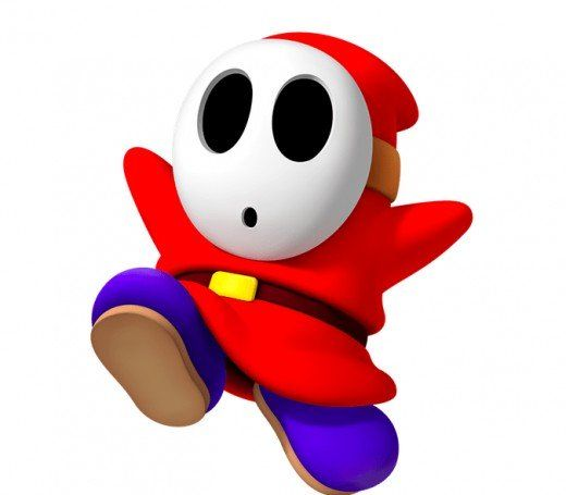 Shy Guy Mask In Mario Games Shy Guy Darth Nihilus Pokemon Characters