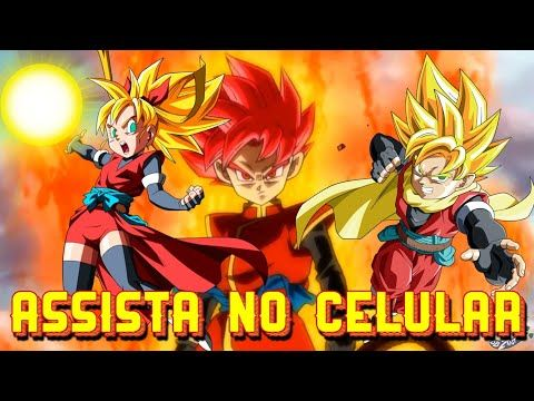Como Assistir Todas As Series Do Dragon Ball Dragon Ball Heroes