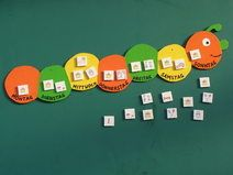 Symbol-Kalender für Kindergarten-Kinder