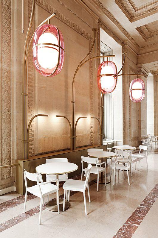 Café Mollien, Louvre, Paris