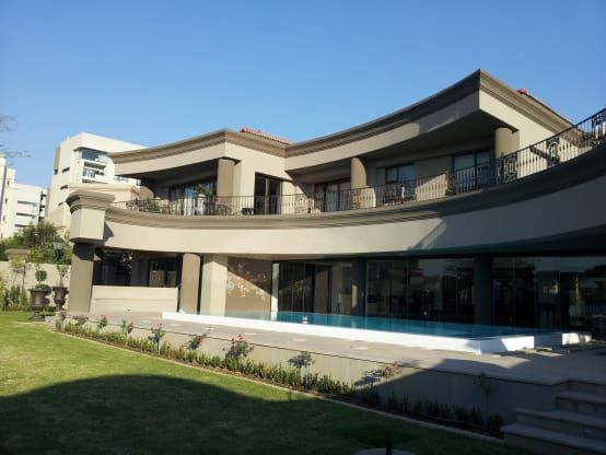 The Amazing Style Of The Sandton Splendour Homify House Plan Gallery My House Plans Modern Architecture Building