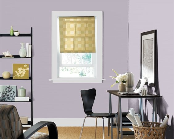 Wall Color Sherwin Williams Grape Mist