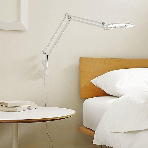 Link Wall Mount Task Lamp Master Bed Lights
