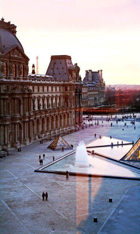 The Louvre – Museum in #Paris, #France: