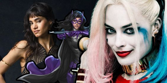 Birds of Prey to be released next year.