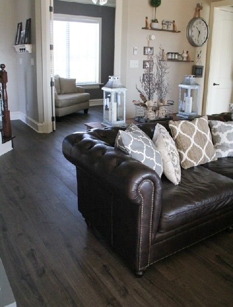 Gorgeous Dark Brown Leather Couch Ideas Leather Living Room Furniture Leather Couches Living Room Couches Living Room