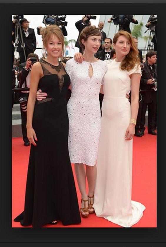 Bridal Designer Celestina Agostino Graces Red Carpet At Cannes