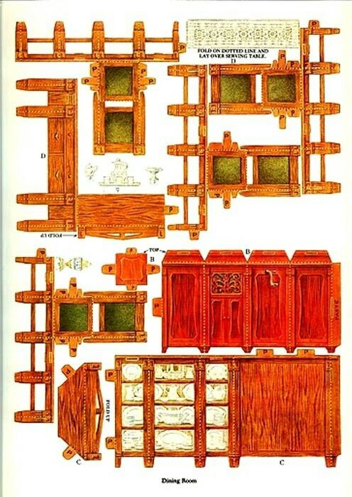 Pin By Mary Zurla On Paper Doll House