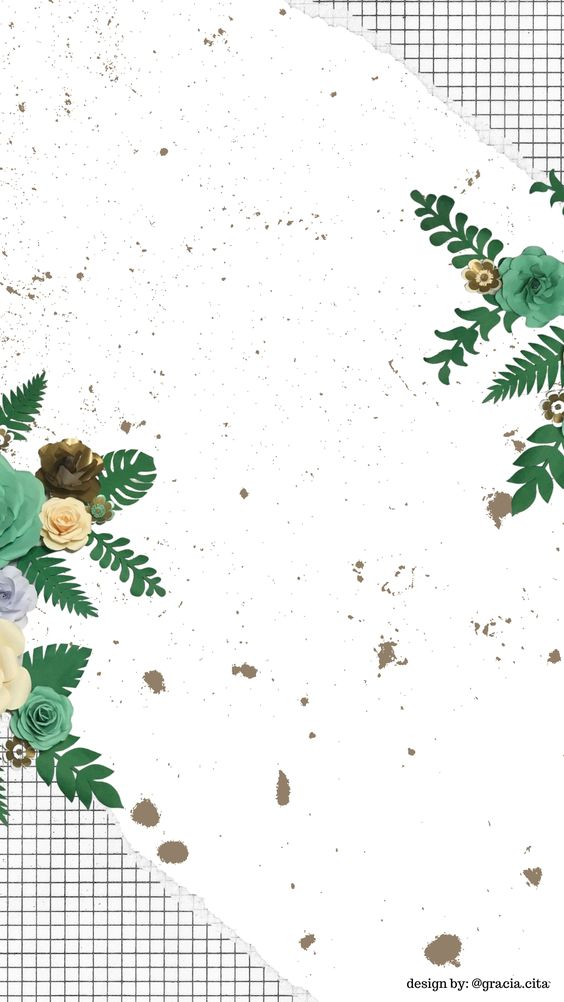 Free Insta Story Background - Rustic Theme - The Green