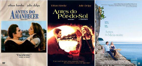 A trilogia Antes da Meia-Noite está entre os 10 filmes para inspirar a sua próxima viagem.